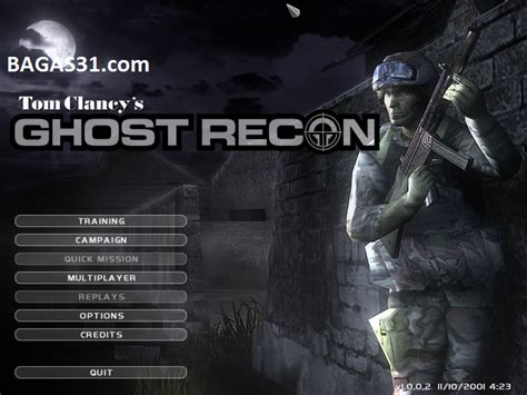 Bagas31 Ghost Recon | ghost recon rip bagas31 com