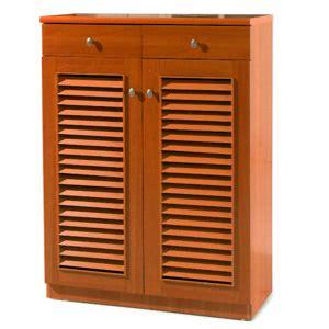 Shoe Storage Cabinets With Doors Shoe Storage 2 Door Shoe Cabinet Sc 0048 Pkiu Elitedecore