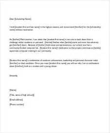 Student Teacher Reference Letter Sample Student Letter