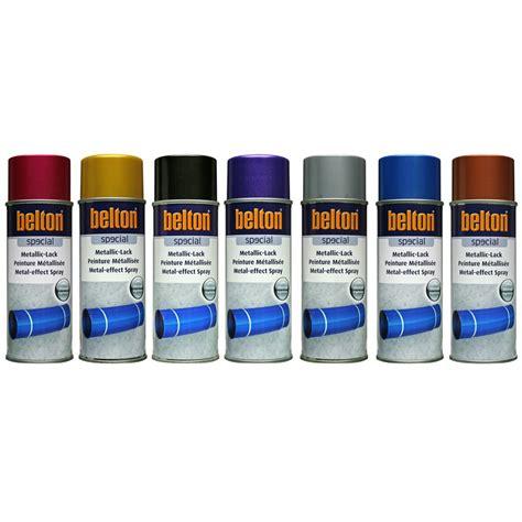 Metallic Lack Mit Spraydose Lackieren by Spr 252 Hdose Belton Metallic Spray Effekt Spr 252 Hdose 400ml