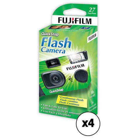 Fujifilm Disposable 400 fujifilm quicksnap flash 400 35mm disposable b h photo