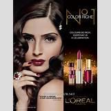 Loreal Mascara Ads | 600 x 795 jpeg 65kB