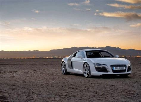 white audi r8 wallpaper new white audi r8 on desert hd wallpapers sport car pictures