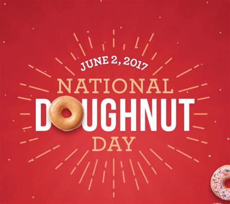 national day 2017 friday is national donut day 6 2 17 lyndell s bakery