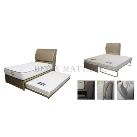 3 in 1 futon goodnite 4002 3 in 1 multi function single divan bed with