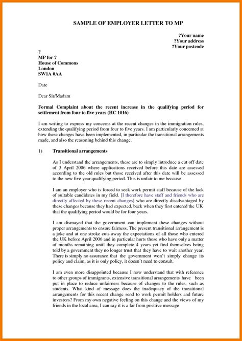 sample grievance letter employer mysafetgloves