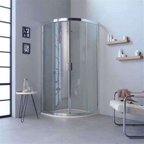 profili box doccia box doccia semicircolare moderno 80x80 trasparente kv store