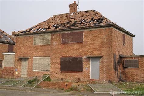 Derelict Council House Pictures Free Use Image 11 23 30 By Freefoto Com