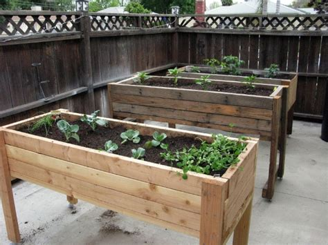 Vegetable Planters For Deck by Your Victory Garden How You Can Reduce Your Food Budget