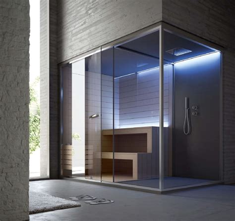 cabina doccia con sauna doccia con sauna bagno turco