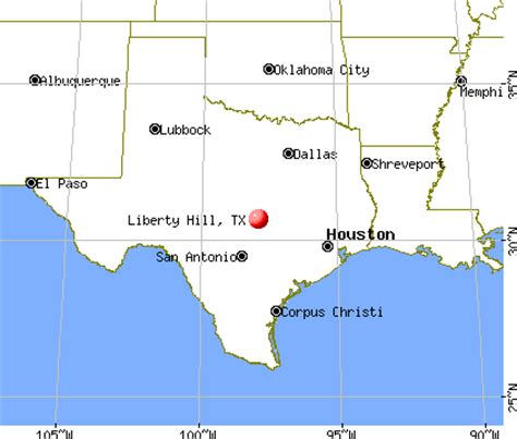 liberty hill texas map gensther 98 9 liberty