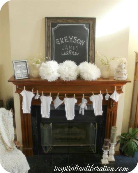 Baby Home Decor by Best 25 Baby Shower Clothesline Ideas On