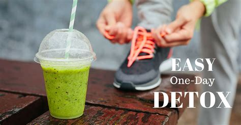 Easy 1 Day Detox by Easy One Day Detox