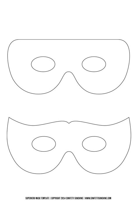 printable heroes how to print super hero mask free template things to make