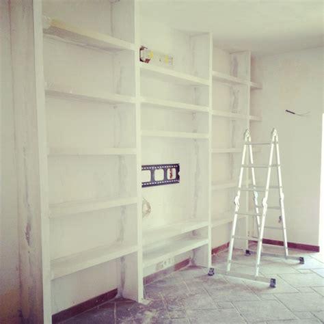 come fare una libreria in cartongesso di che colore una libreria in cartongesso il meglio