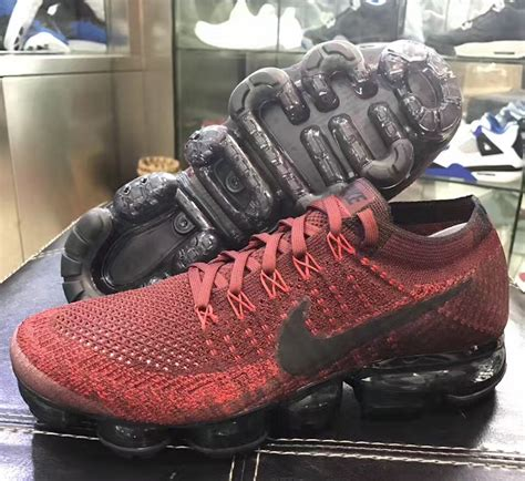nike air vapormax team red releases this summer sneakers cartel