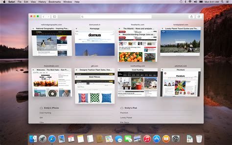 design clothes mac os x apple announces os x 10 10 yosemite here s what s new