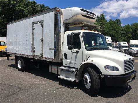 truck nj used reefer trucks for sale in nj penske used trucks