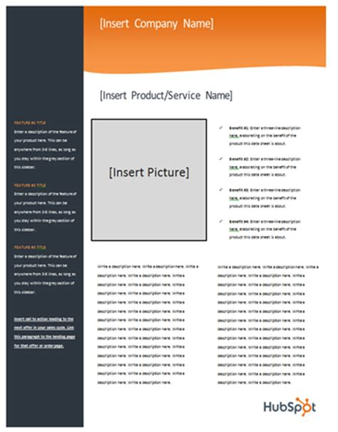 fact sheet template word great fact sheet template word photos gt gt fact sheet template e commercewordpress how to create