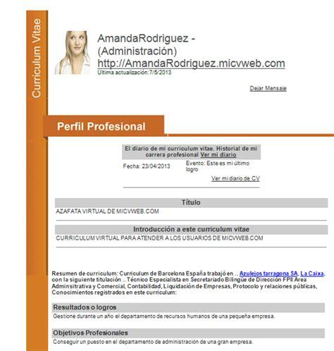 Descargar Plantilla Curriculum Europeo Gratis modelocurriculumcv44 gratis 20 modelos curriculum vitae