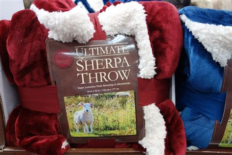 life comfort sherpa throw costco costco sale ultimate sherpa throw 14 99 frugal hotspot
