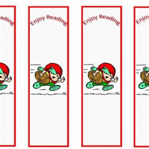 printable bookmarks soccer football bookmarks birthday printable