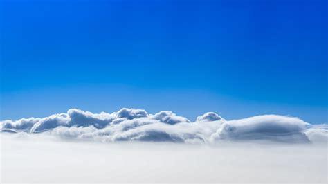 wallpaper blue sky clouds wallpaper clouds blue sky hd 4k nature 5928