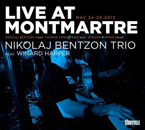 Kaset Solveig Sandnes Analog live at montmartre nikolaj bentzon trio design kenneth schultz
