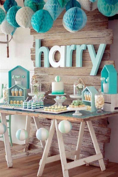 Decoration De Table Pour Bapteme Garcon by Les 25 Meilleures Id 233 Es De La Cat 233 Gorie Deco Table Bapteme