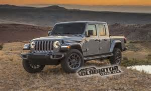 Jeep Jt 2020 by New 2020 Jeep Gladiator Photos Leaked