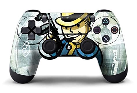 Ps4 Sticker Gs by Cloudsmart Fallout 4 Ps4 Controller Designer Skin For Sony