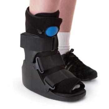 orthopedic boot walker ankle pneumatic xsmall each orthopedic boots