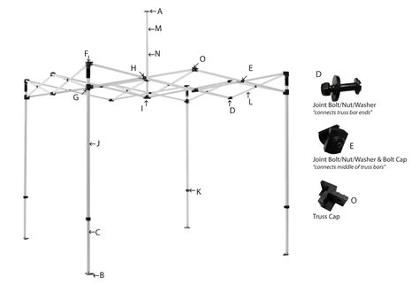 Canopy Parts by Canopies Canopy Parts