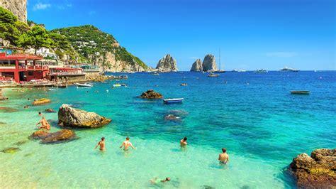Las Vegas Hotel by Capri Holidays Island Of Capri Italy Topflight
