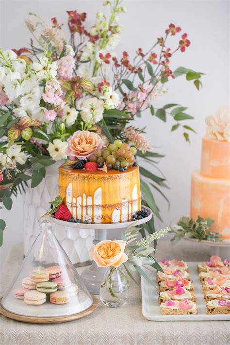 bridal shower desserts ideas bridal shower desserts crate and barrel