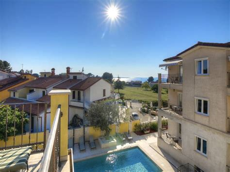 appartamenti istria croazia appartamenti villa con piscina in fazana istria
