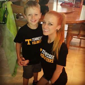 Maci Bookout And Bentley Breaking Maci Bookout