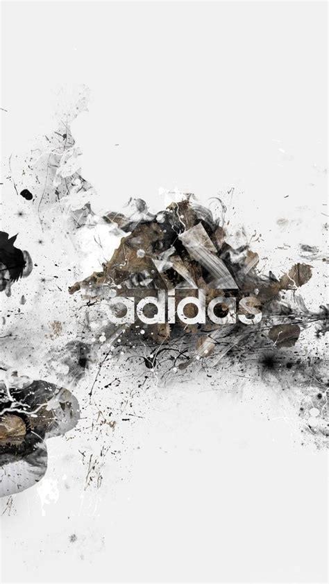 adidas iphone sneakers stylish brand wallpaper media