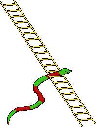 snakes and ladders snake clipart best