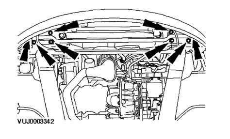 Replace Thermostat Jaguar X Type Diagram
