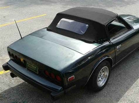 Craigslist Port Huron Cars by 1977 Datsun 280z Convertible V6 For Sale In Port Huron Michigan
