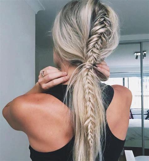 fishtail braids with corn rows the 25 best fishtail braid wedding ideas on pinterest