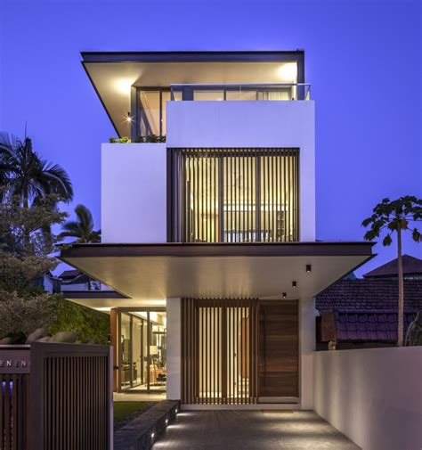 Small Home Design Singapore House In Singapore Encouraging Strong Family