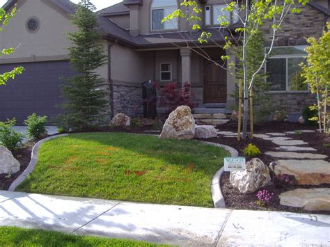 Ideas For A Small Front Garden Beautiful Small Front Yard Landscaping Ideas With Low Budget Traba Homes