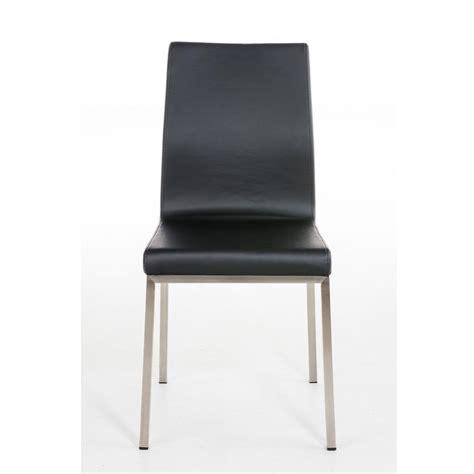 sedie nere sedie nere miliboo gruppo di sedie design nere new angie