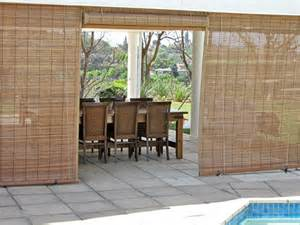 bamboo patio blinds amazing outdoor bamboo blinds curtain
