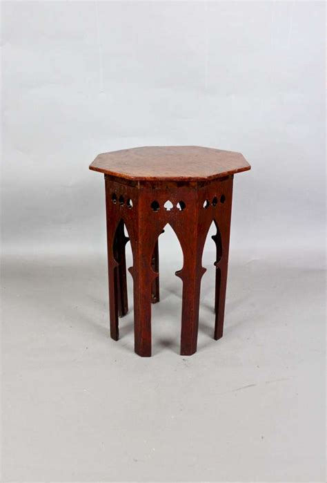Table Ls At Next by Moorish Arts And Crafts Oak Occasional L Table Sold