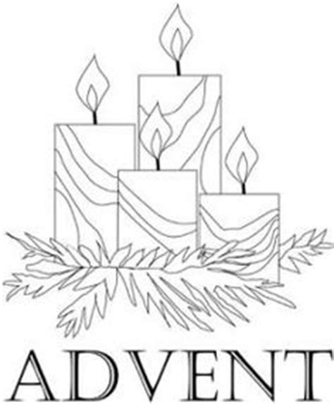 german advent wreath coloring page 1000 images about kleurplaten kaars on pinterest