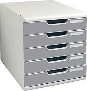 multiform 3014014 casier de rangement pour bureau system 2
