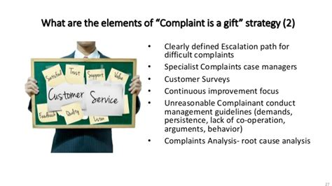 Complaint Letter To Klm a complaint is a gift recovering customer loyalty when